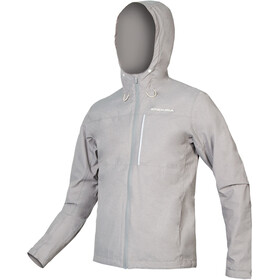 Endura Hummvee Waterproof Hoodie Jacket Men fossil